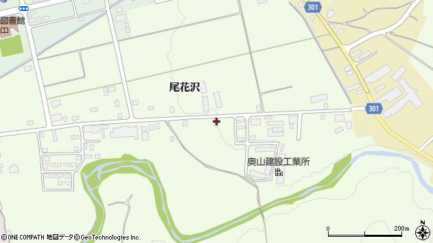 山形県尾花沢市尾花沢3301周辺の地図