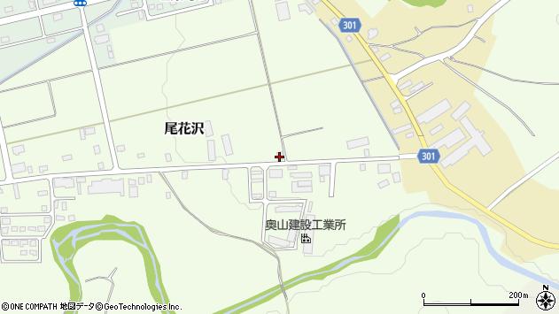 山形県尾花沢市尾花沢4108周辺の地図