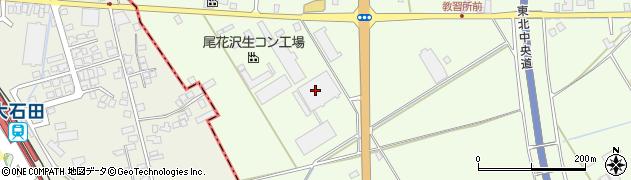 山形県尾花沢市尾花沢1326周辺の地図