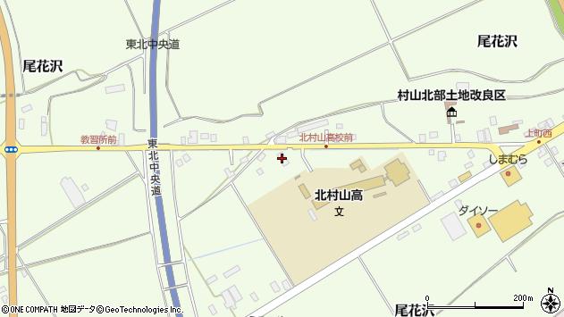 山形県尾花沢市尾花沢1561周辺の地図