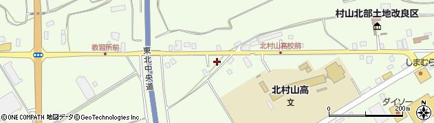 山形県尾花沢市尾花沢1558周辺の地図