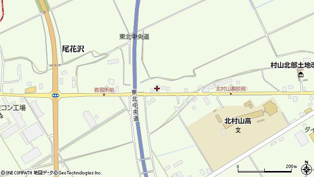 山形県尾花沢市尾花沢1568周辺の地図