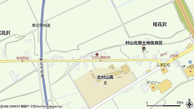 山形県尾花沢市尾花沢1578周辺の地図