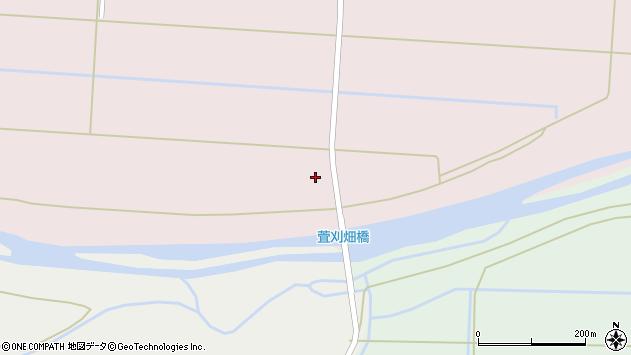 山形県尾花沢市正厳1799周辺の地図