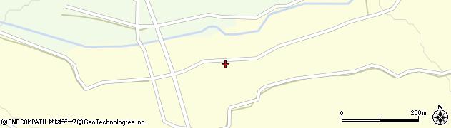 山形県尾花沢市中島311周辺の地図