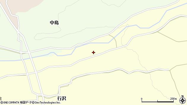 山形県尾花沢市中島326周辺の地図