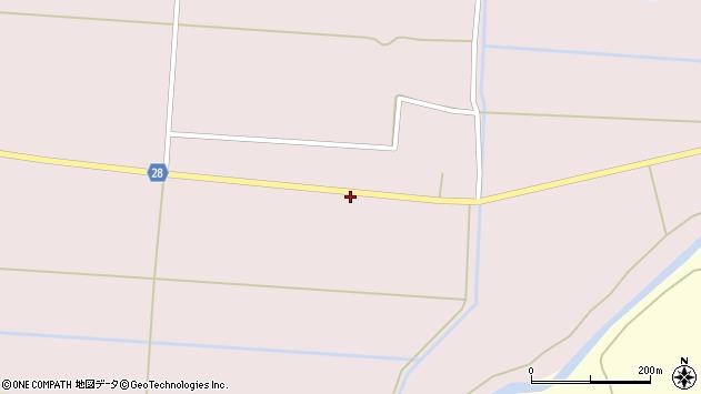山形県尾花沢市正厳680周辺の地図