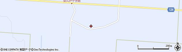山形県尾花沢市丹生598周辺の地図