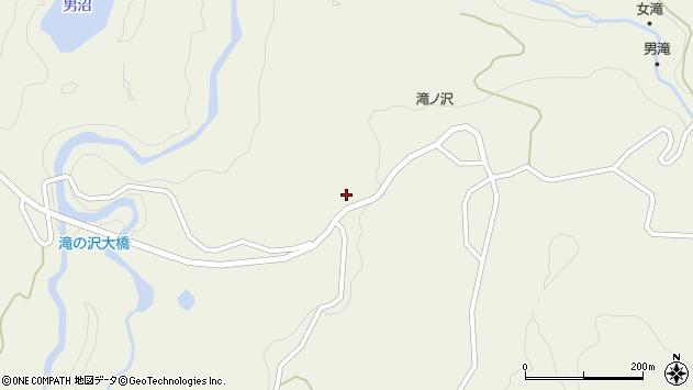 山形県最上郡大蔵村南山1219周辺の地図