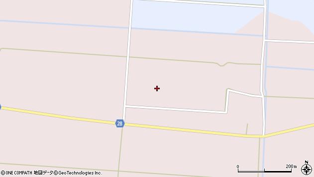 山形県尾花沢市正厳651周辺の地図