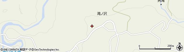 山形県最上郡大蔵村南山1158周辺の地図