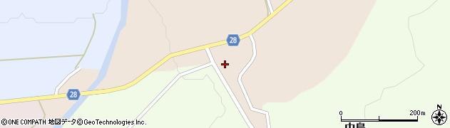 山形県尾花沢市押切374周辺の地図
