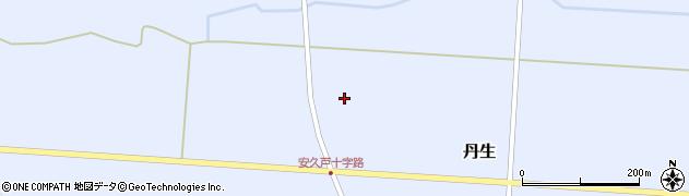 山形県尾花沢市丹生563周辺の地図