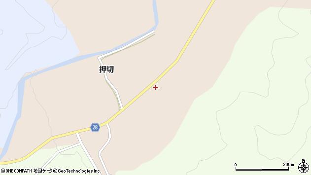 山形県尾花沢市押切1003周辺の地図