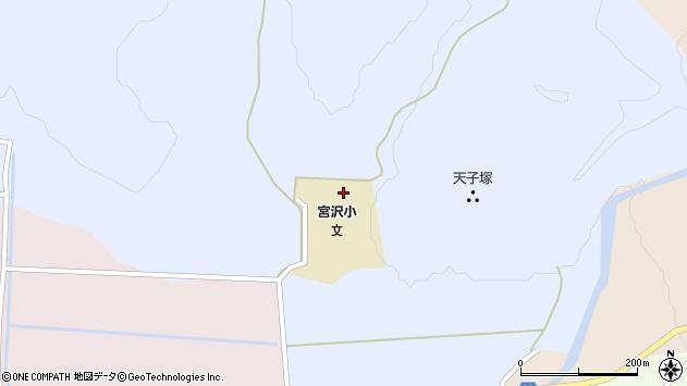 山形県尾花沢市丹生1933周辺の地図
