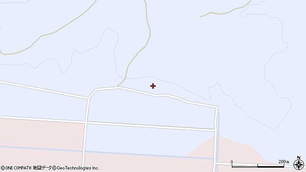 山形県尾花沢市丹生1808周辺の地図