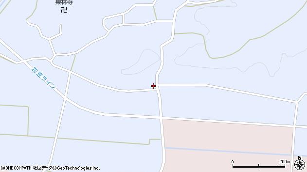 山形県尾花沢市丹生1734周辺の地図