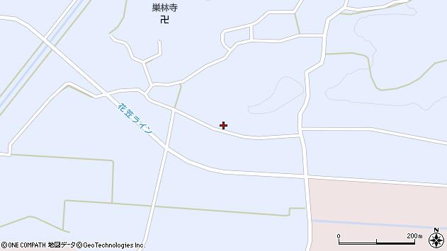 山形県尾花沢市丹生1724周辺の地図
