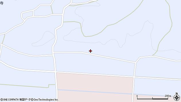 山形県尾花沢市丹生1753周辺の地図