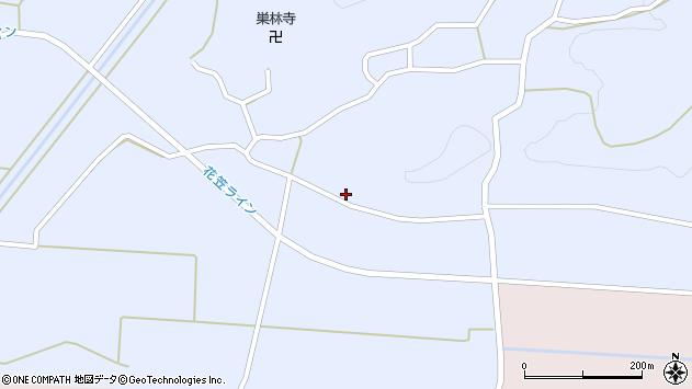 山形県尾花沢市丹生1723周辺の地図