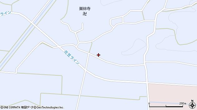 山形県尾花沢市丹生1721周辺の地図