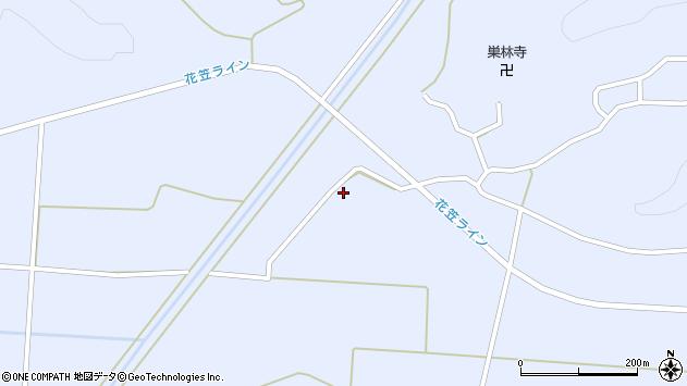 山形県尾花沢市丹生311周辺の地図