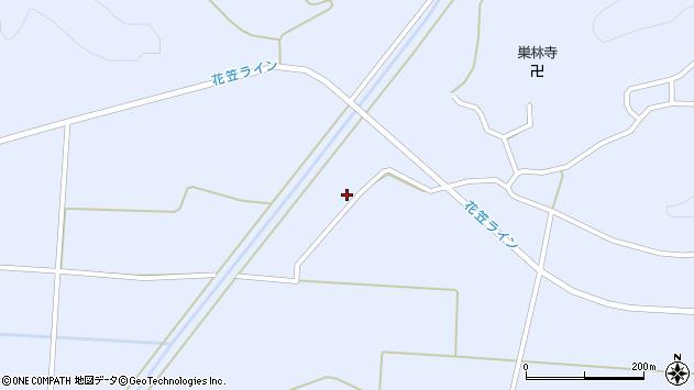 山形県尾花沢市丹生314周辺の地図