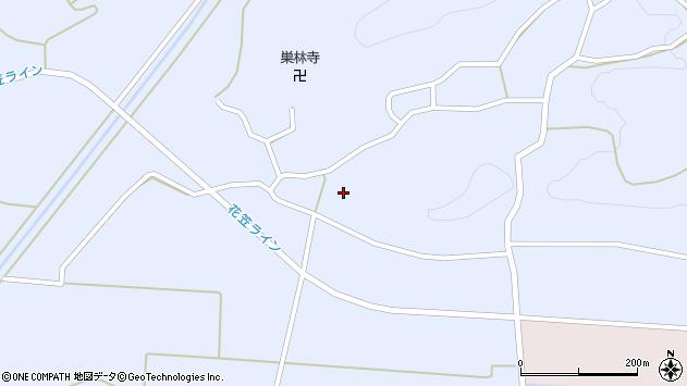 山形県尾花沢市丹生1699周辺の地図