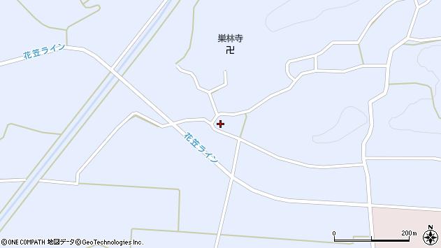 山形県尾花沢市丹生1714周辺の地図