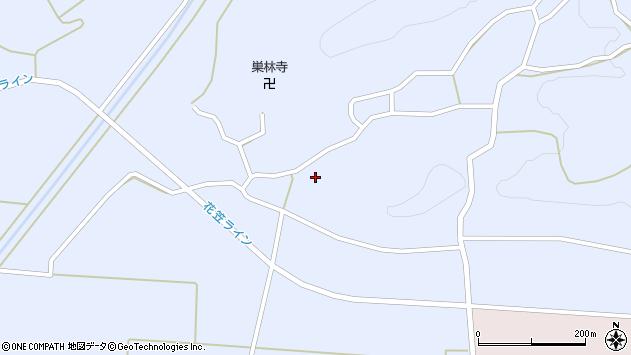 山形県尾花沢市丹生1703周辺の地図