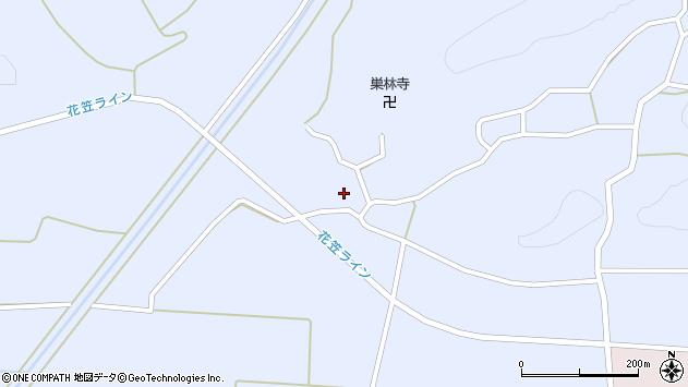 山形県尾花沢市丹生1712周辺の地図
