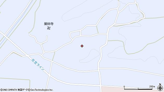山形県尾花沢市丹生1675周辺の地図