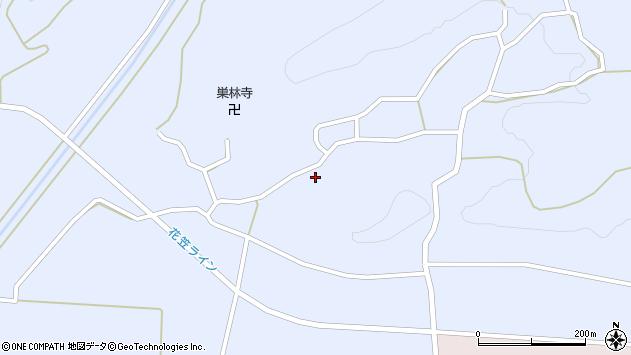 山形県尾花沢市丹生1696周辺の地図