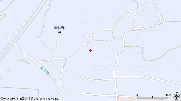 山形県尾花沢市丹生1674周辺の地図