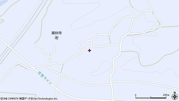 山形県尾花沢市丹生1672周辺の地図