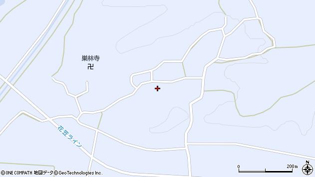 山形県尾花沢市丹生1667周辺の地図