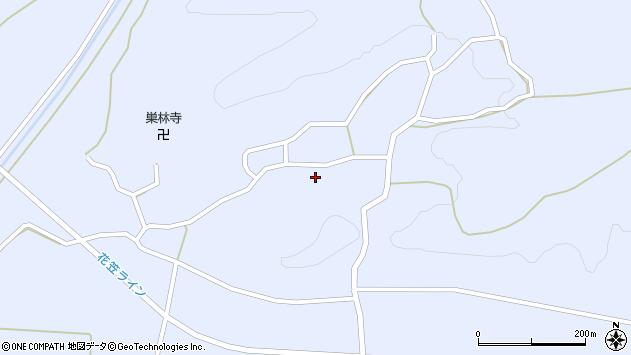 山形県尾花沢市丹生1666周辺の地図