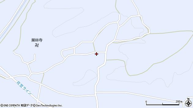 山形県尾花沢市丹生1652周辺の地図