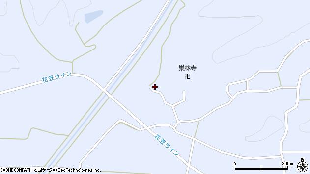 山形県尾花沢市丹生2905周辺の地図