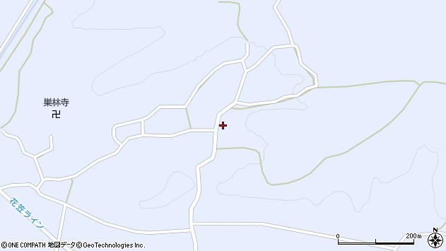 山形県尾花沢市丹生1627周辺の地図