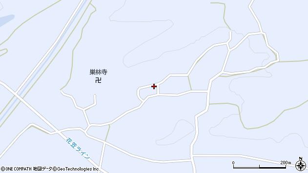 山形県尾花沢市丹生1670周辺の地図