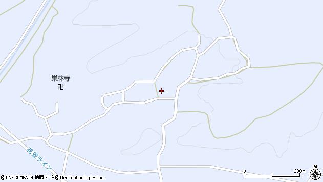 山形県尾花沢市丹生1625周辺の地図