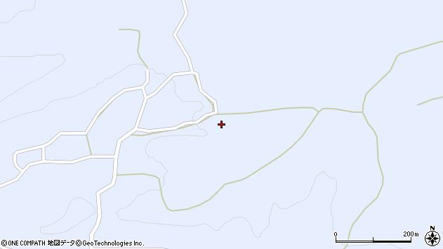 山形県尾花沢市丹生1589周辺の地図