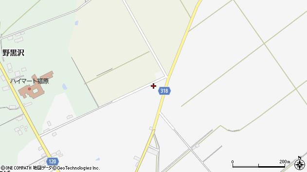 山形県尾花沢市寺内2642周辺の地図