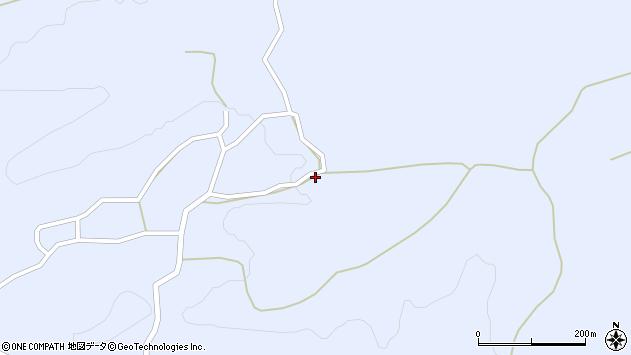 山形県尾花沢市丹生1591周辺の地図