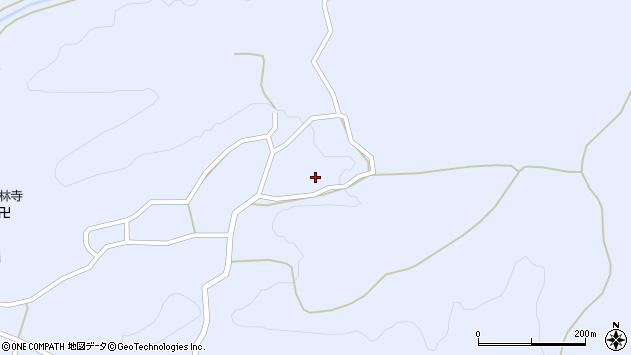 山形県尾花沢市丹生1605周辺の地図