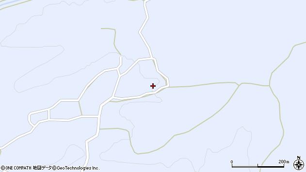 山形県尾花沢市丹生1602周辺の地図