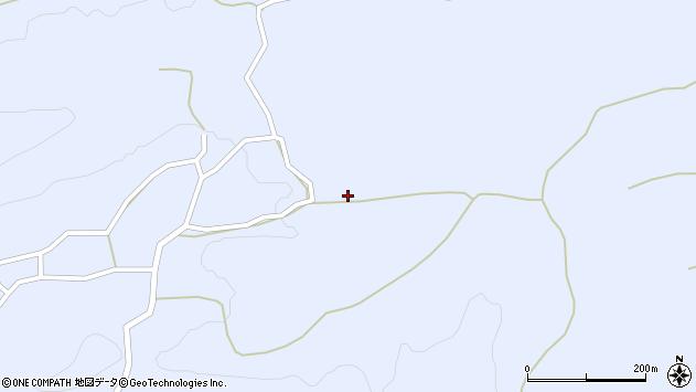 山形県尾花沢市丹生1584周辺の地図