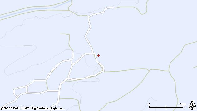 山形県尾花沢市丹生1551周辺の地図