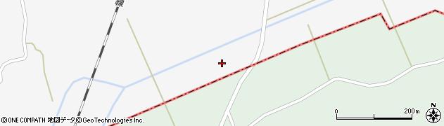 宮城県栗原市瀬峰神明南周辺の地図